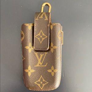 Louis Vuitton Clip-On Phone Carrier